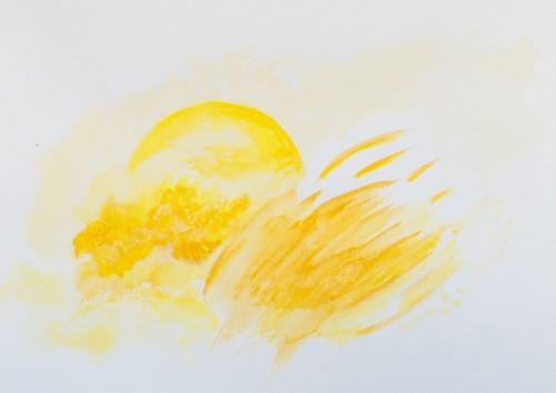 Желтая картинка