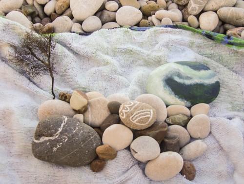 Каменная картина
