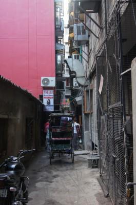 Дели, Тибетский квартал